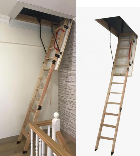 fakro katlanır portatif çatı merdiveni yapımı