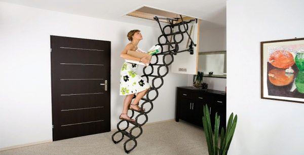 makaslı çatı merdiveni fiyatı