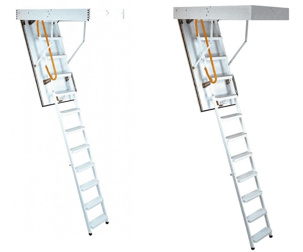minka çatı merdivenleri