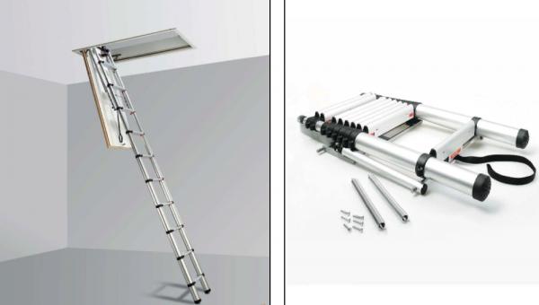 teleskopik çatı merdiveni fiyatları